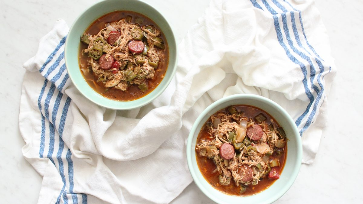Whole30 + Paleo Gumbo Recipe
