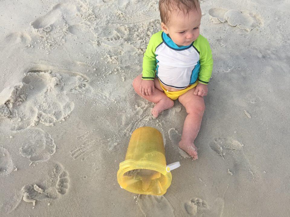 Safest Best Sunscreens for Babies