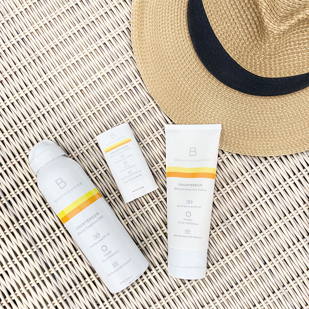 Safest Spray Sunscreens 2019