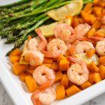 Shrimp and Squash Skillet 30 Minute Meal Recipe