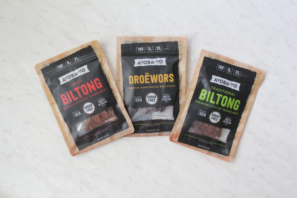 Whole30 Compliant Biltong and Droëwors