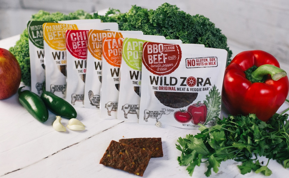 Whole30 Compliant Meat Bars