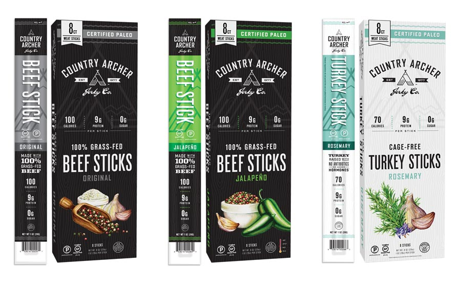 Whole30 Compliant Meat Sticks