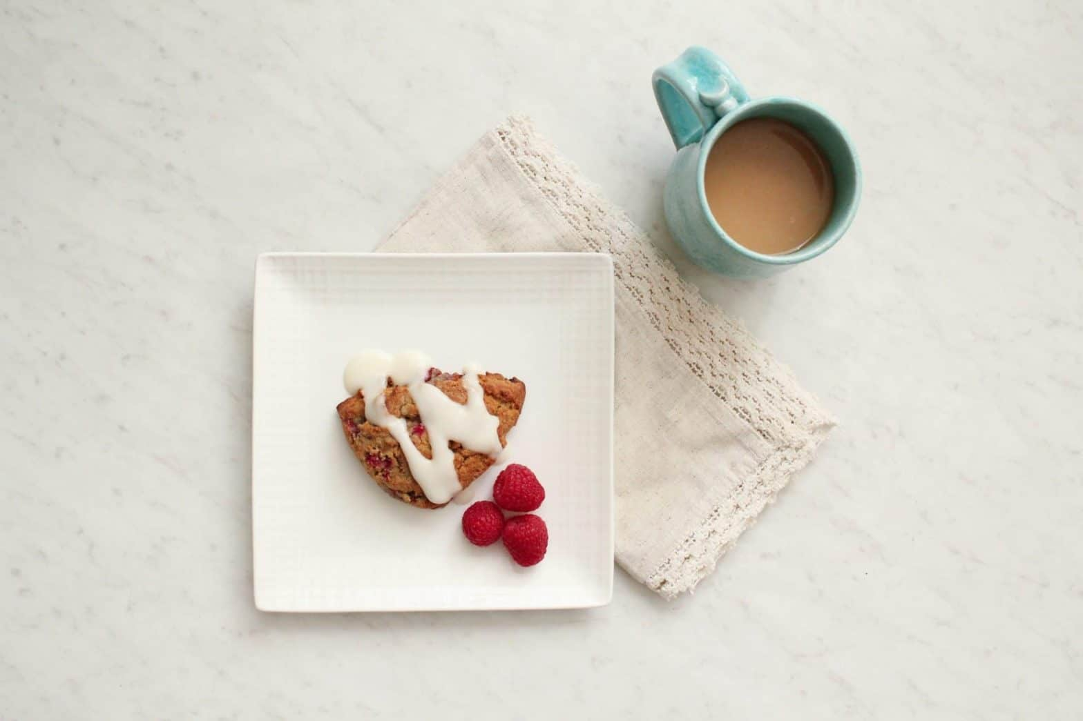Gluten Free Raspberry Scones Recipe