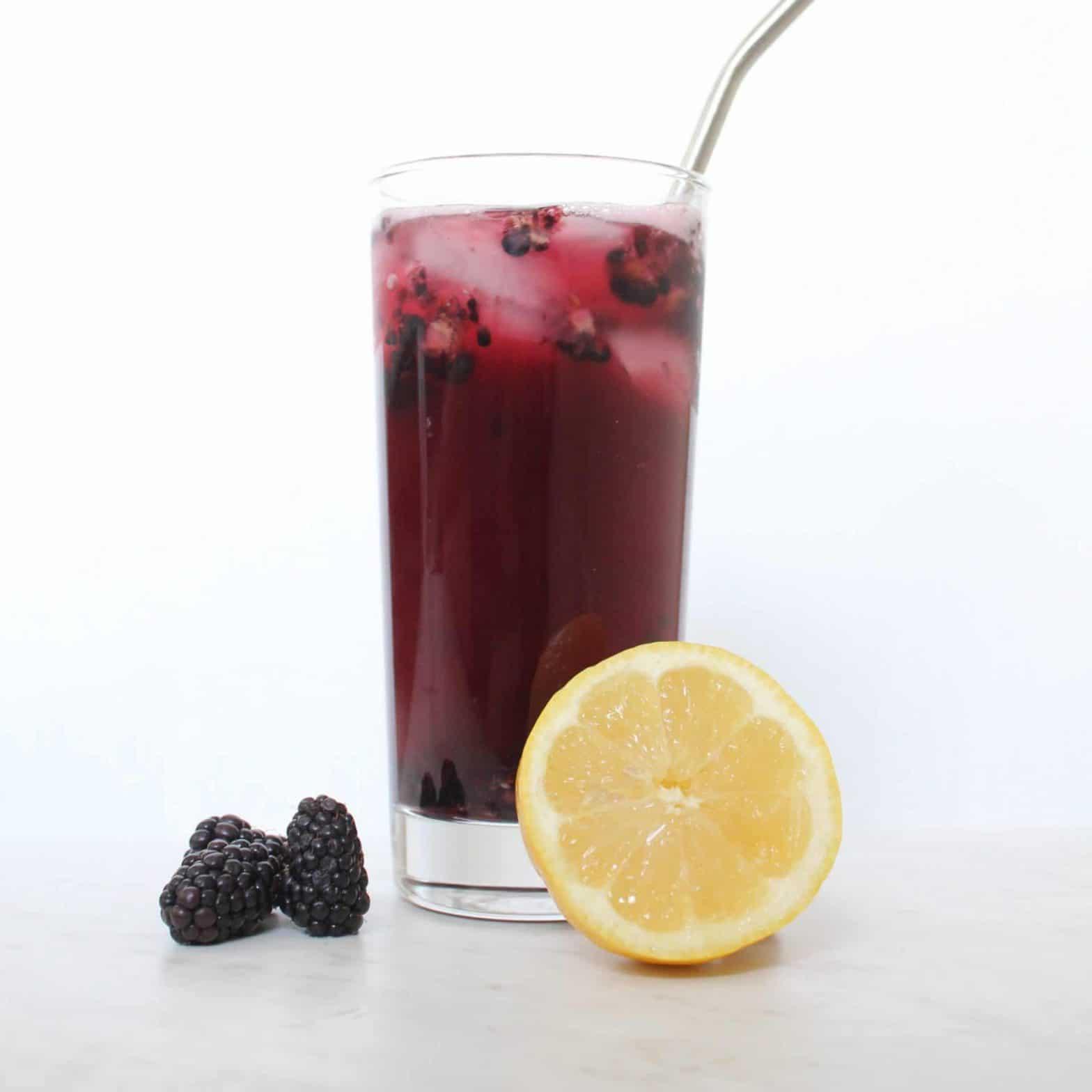 Healthy Very Berry Hibiscus Lemonade Starbucks Refreshers Recipe To