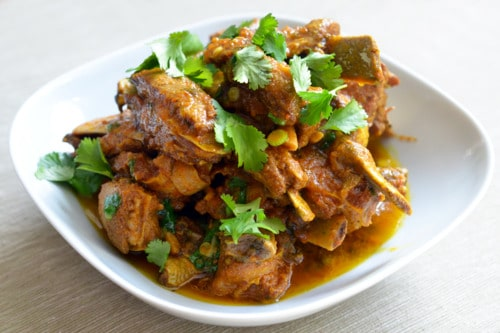 Instant Pot Indian Curry Lamb Spareribs | Whole30 Indian Recipes