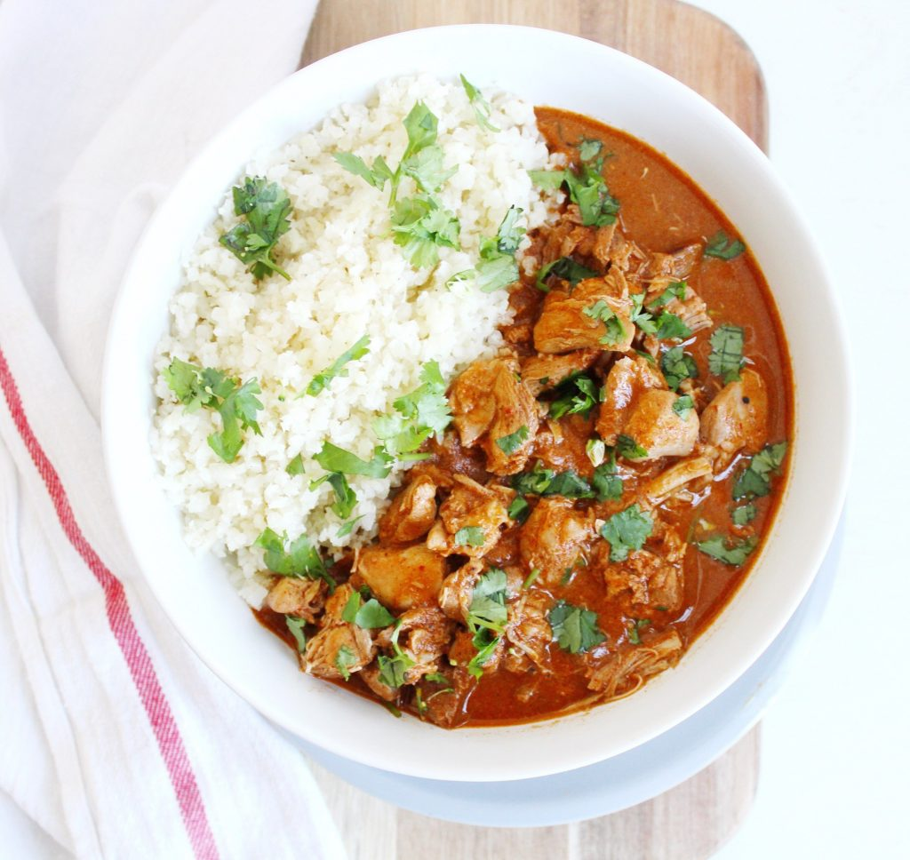 Instant Pot Butter Chicken Recipe | Whole30 Indian Recipes