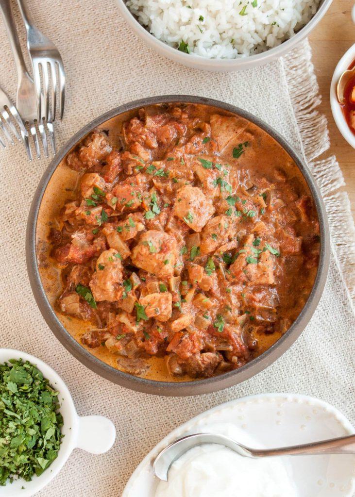 Crockpot Chicken Tikka Masala Recipe
