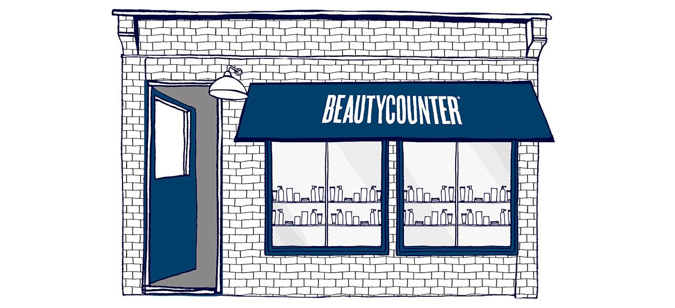 Beautycounter Denver Store Pop Up