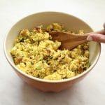 Curry Chicken Salad with Raisins Recipe Whole30 Paleo-2