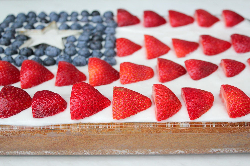 Flag Cake Pictures