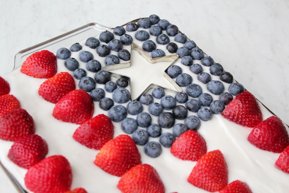 4th of July Cake Pictures