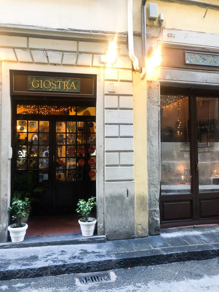 Things to Do in Florence Italy Where to Eat