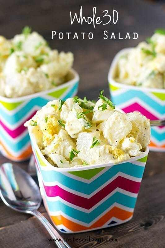 Whole30 potato salad recipe