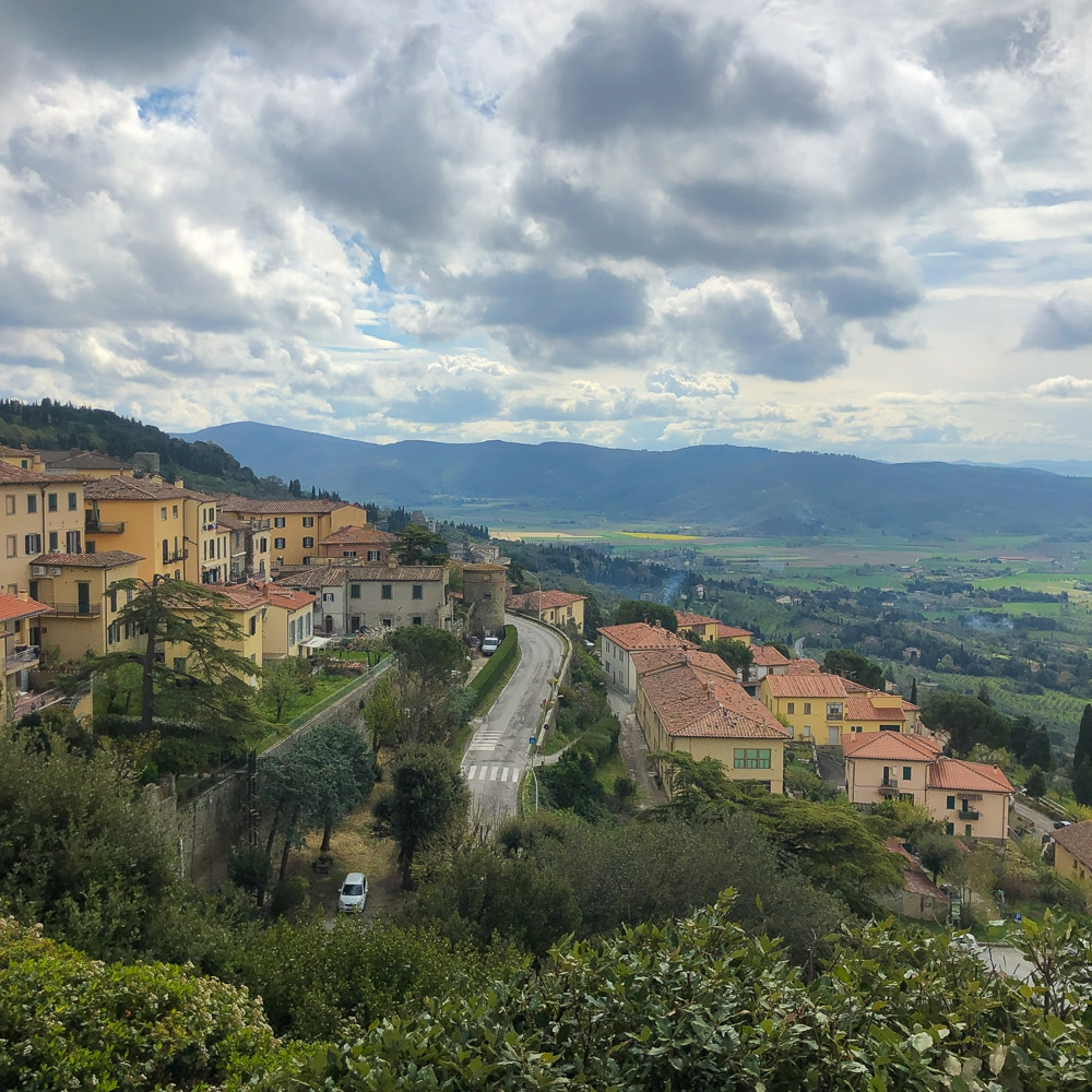 Things to do in Cortona Italy the best views