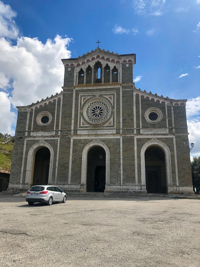 Things to do in Cortona Italy Santa Margherita