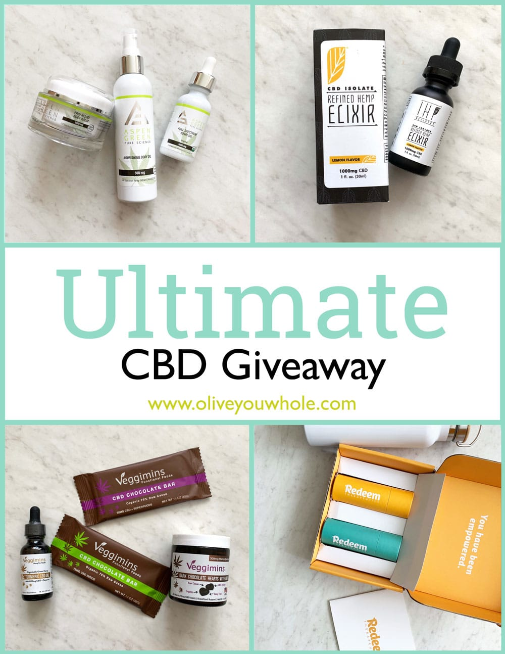 The Ultimate CBD Giveaway