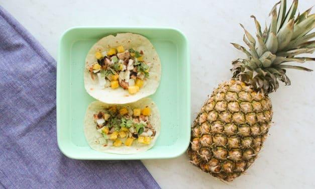 Chicken Tacos Al Pastor Recipe (Whole30 + Paleo)