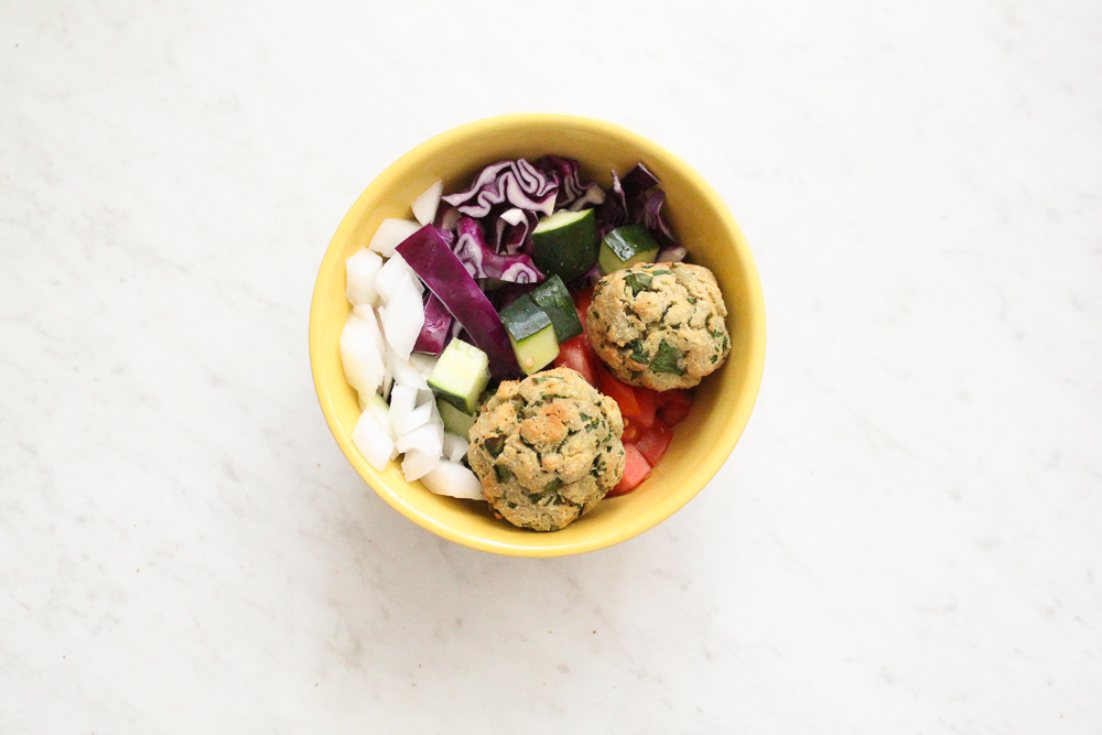 Falafel Recipe Whole30 + Paleo