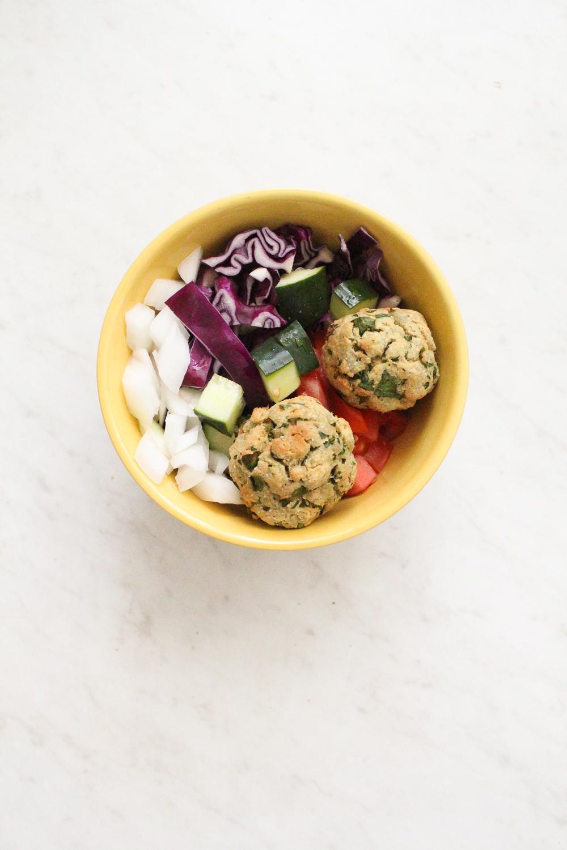 Falafel Recipe Whole30 + Paleo