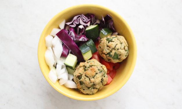 Falafel Recipe (Whole30 + Paleo)