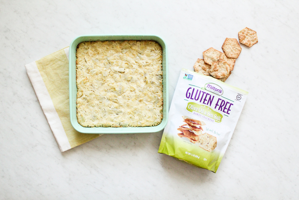 Healthy Artichoke Dip Recipe