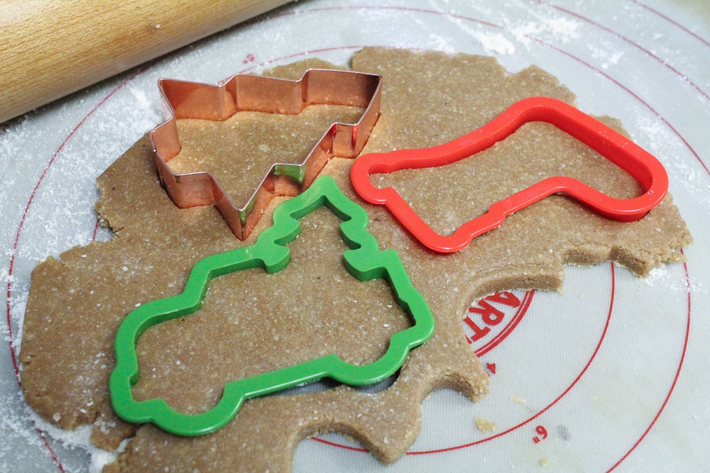 Paleo Sugar Cookies Recipe