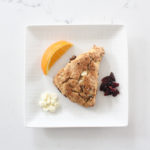 Gluten Free Cranberry Orange White Chocolate Scones Recipe