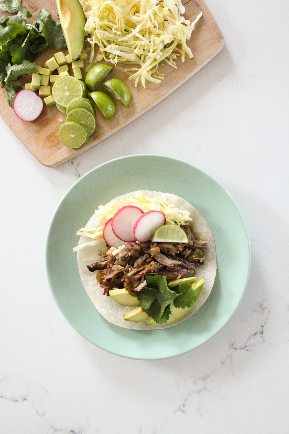 Hatch Green Chili Carnitas Paleo Whole30
