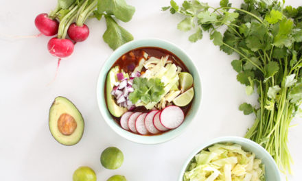 Red Pork Posole Recipe (Whole30 + Paleo)