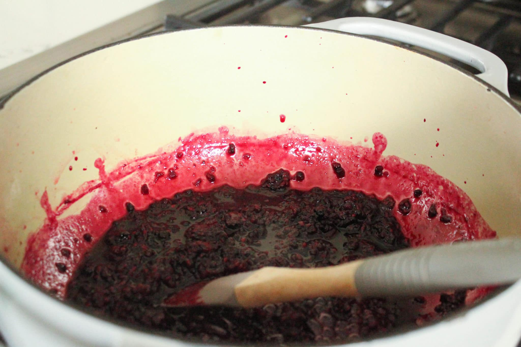 Healthy Blackberry Compote Recipe
