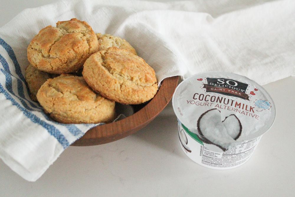 Gluten Free Yogurt Biscuits Recipe-6