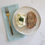 Turkey Meatloaf Recipe (Paleo + Whole30)