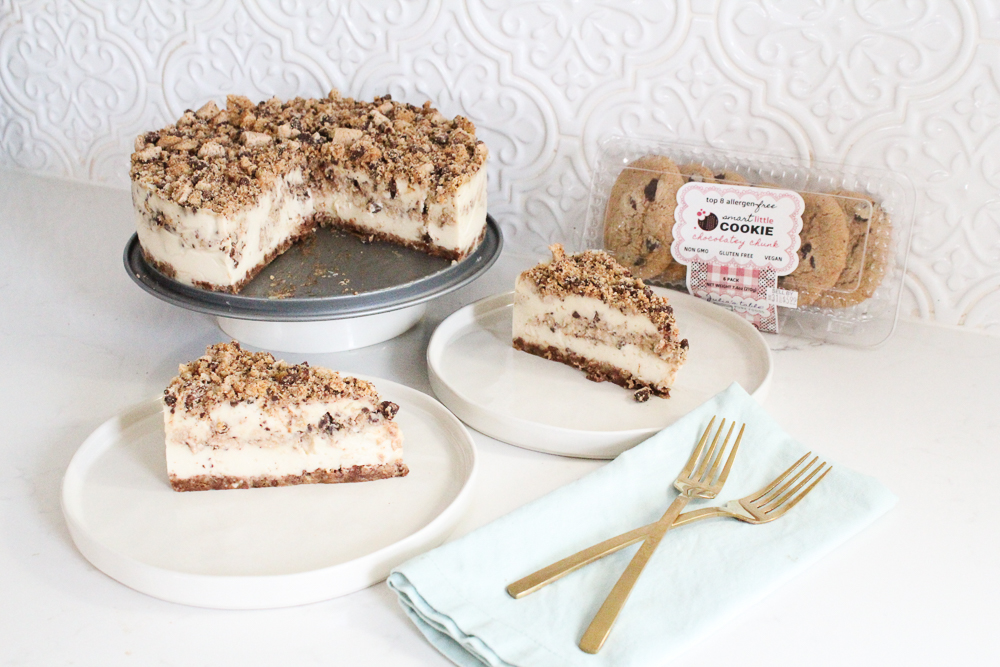 Chocolate Chip Cookie Ice Box Cake Recipe
