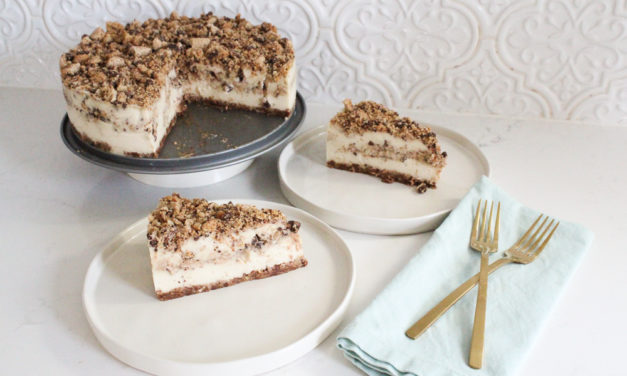 Chocolate Chip Cookie Ice Box Cake Recipe (Gluten & Dairy Free)