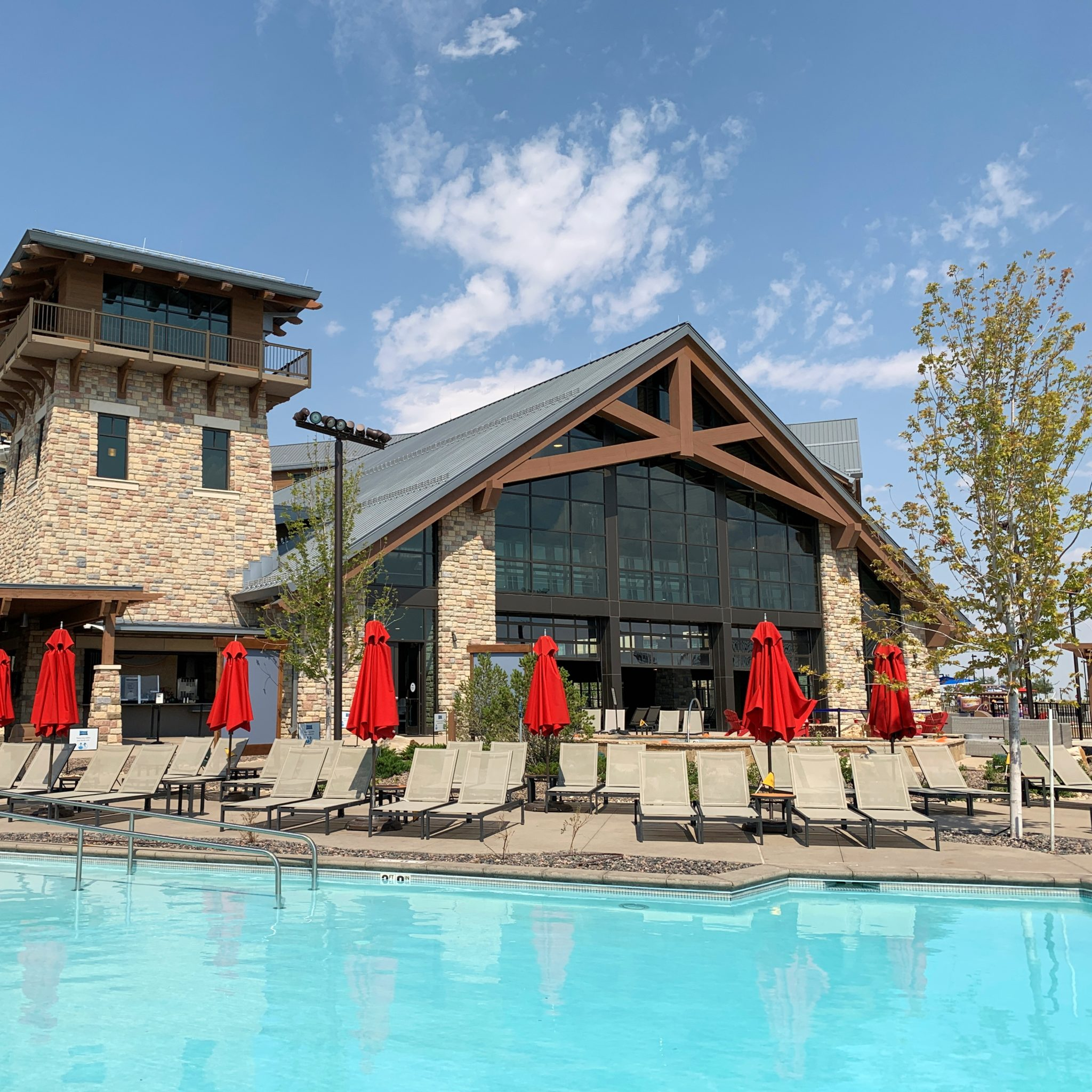 Gaylord Rockies Pool Reservation