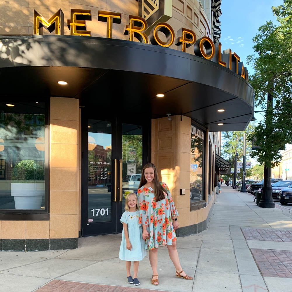 Where to Eat in Cheyenne Wyoming The Metropolitan Downtown