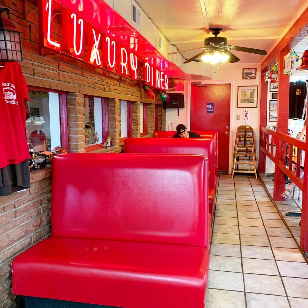 Where to Eat in Cheyenne Wyoming Luxury Diner