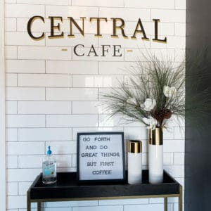 Where to Eat in Cheyenne Wyoming Central Cafe