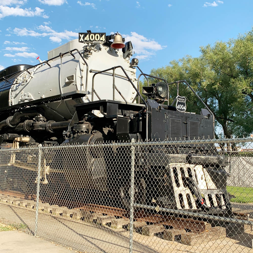 Things to Do in Cheyenne Wyoming Big Boy Train