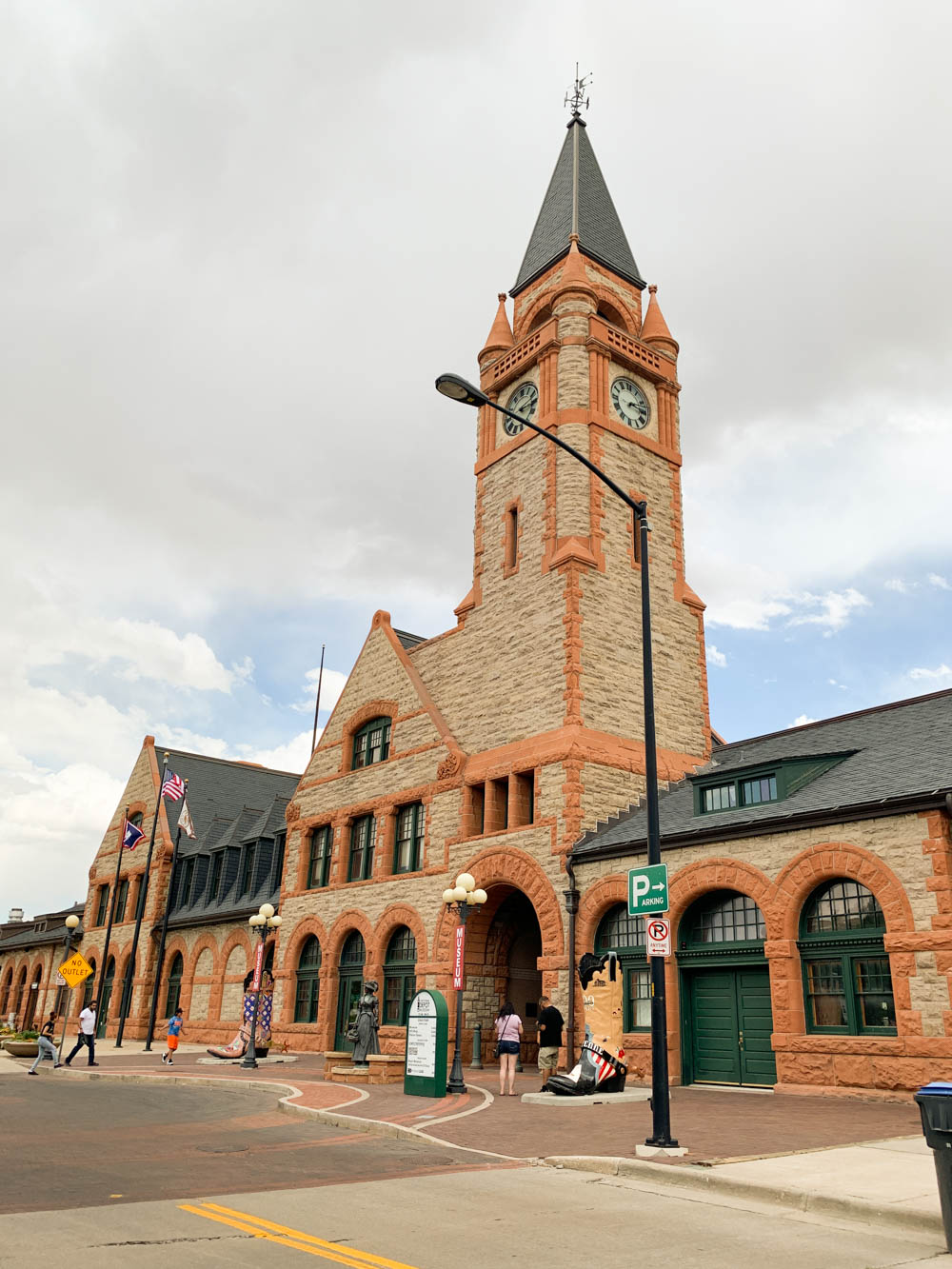 Things to Do in Cheyenne WY Depot