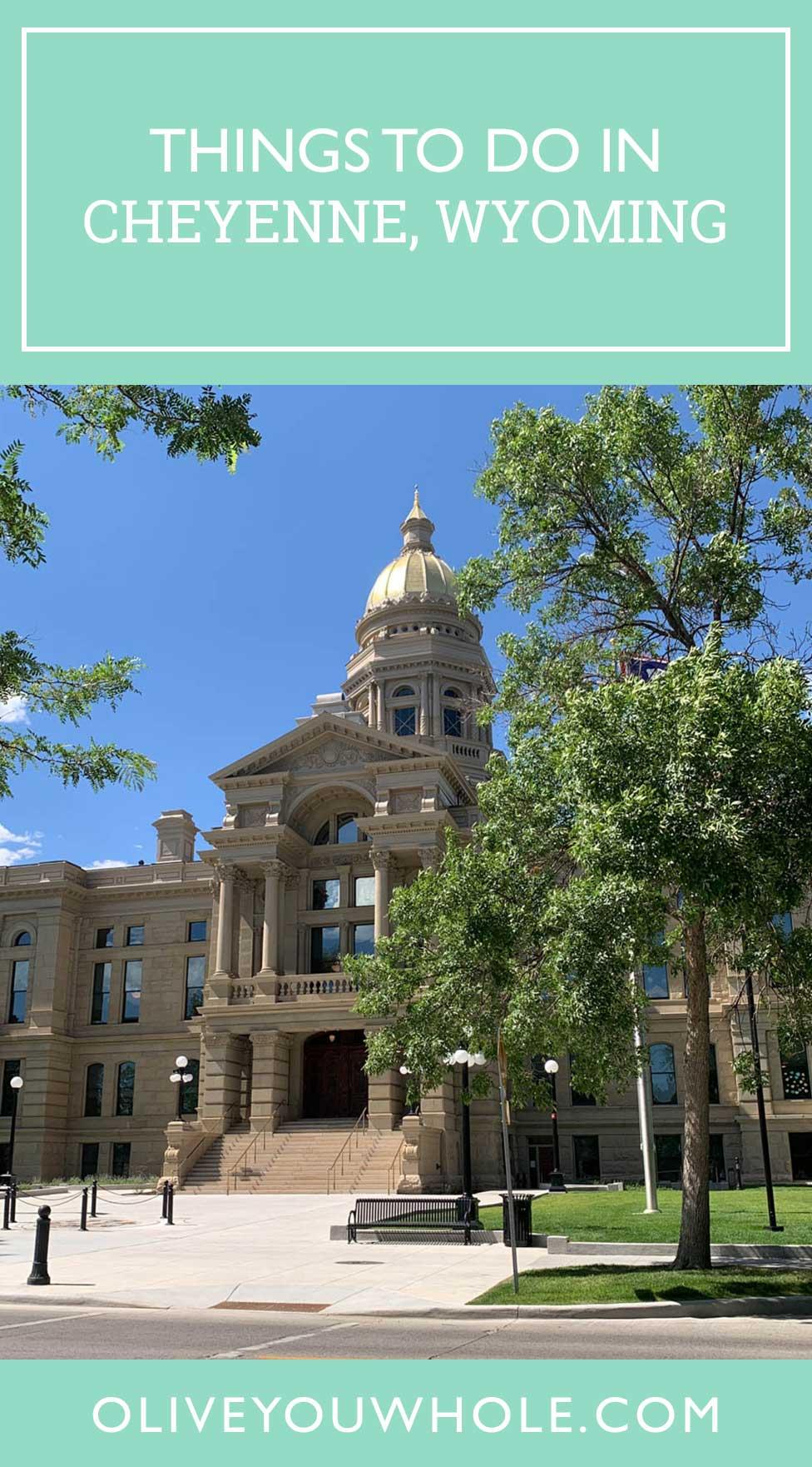 Things to do in Cheyenne Wyoming Pinterest