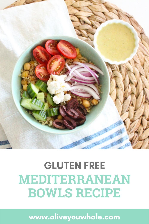 Mediterranean Bowls Pinterest