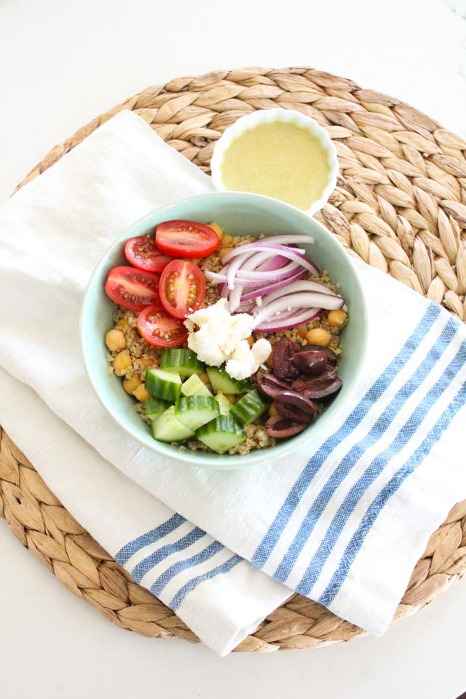 Mediterranean Bowls Recipe Gluten Free
