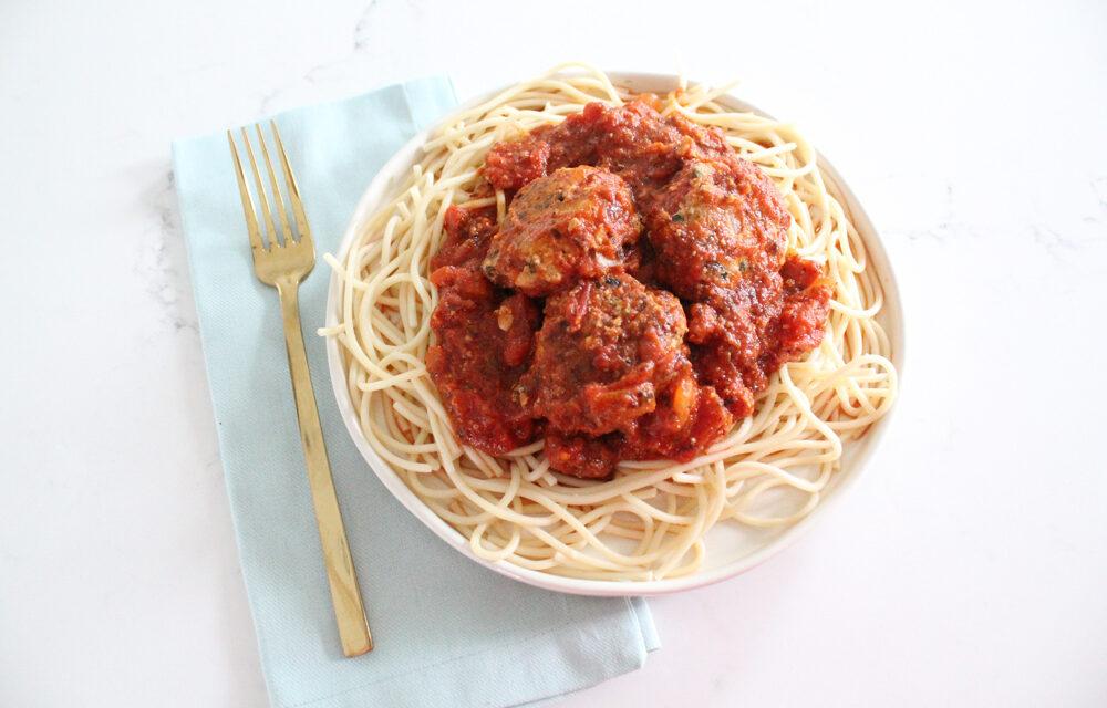 Turkey Meatballs Recipe (Paleo + Whole30)