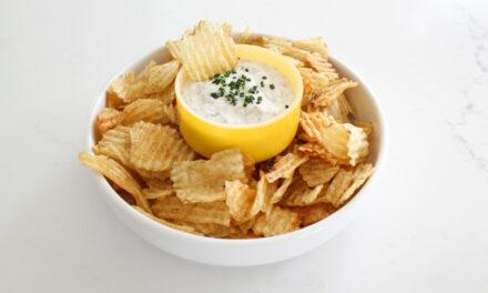 French Onion Dip Recipe (Paleo + Whole30 + Dairy Free)