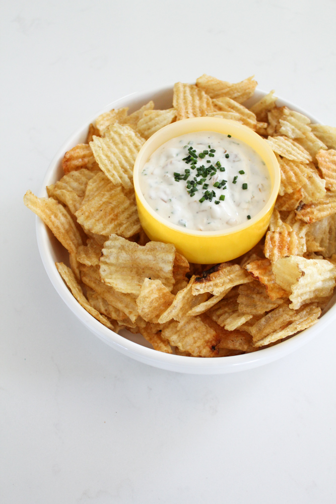 Dairy Free French Onion Dip