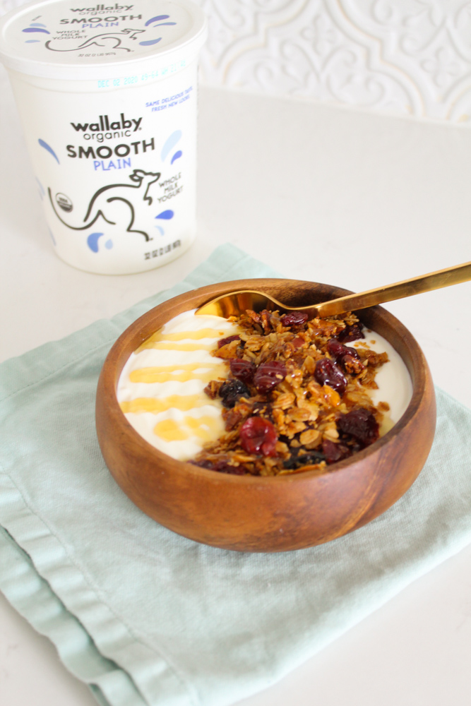 Homemade Gluten Free Granola Recipe