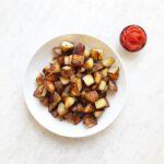 Perfect Crispy Roasted Potatoes Recipe Whole30 + Paleo