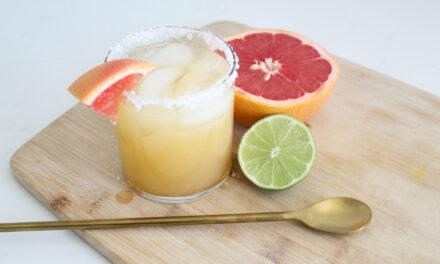 Skinny Grapefruit Margarita Recipe (Keto + Sugar Free)